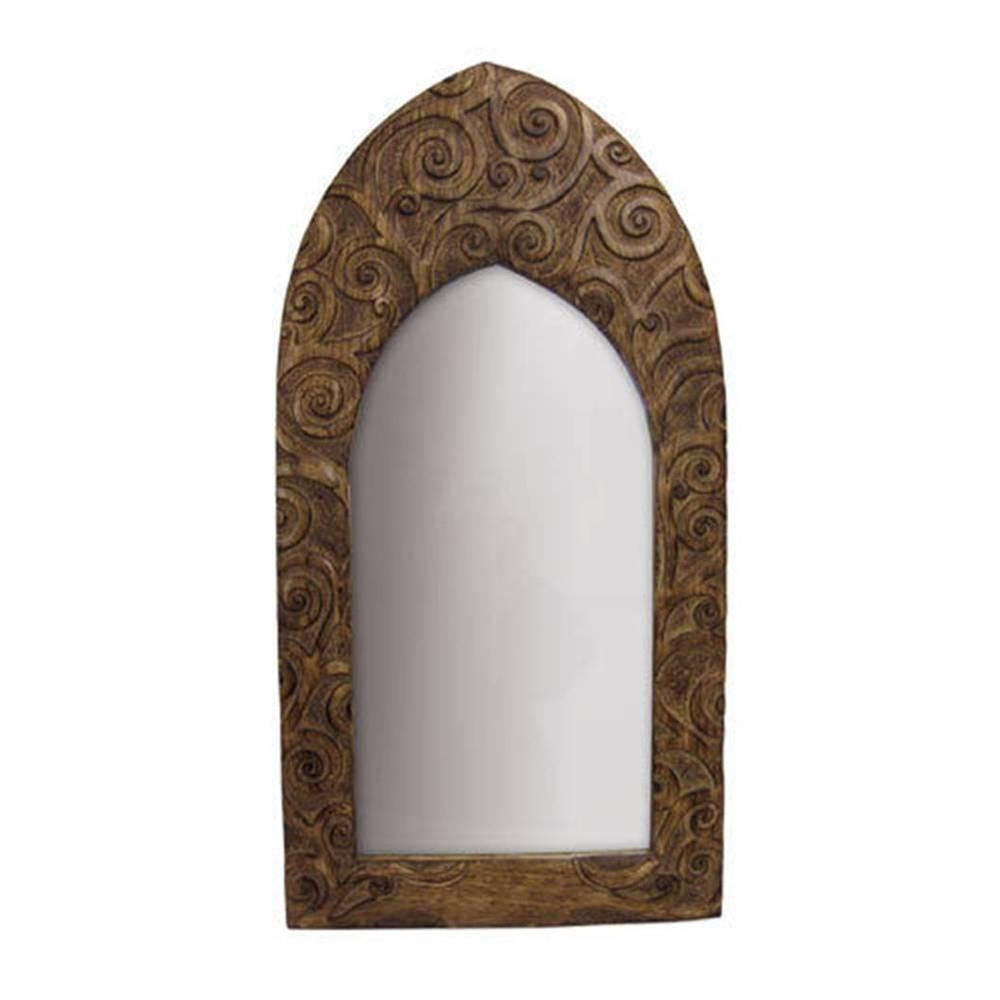 Gothic Arch Mirror | Ebay In Gothic Style Mirror (View 3 of 20)