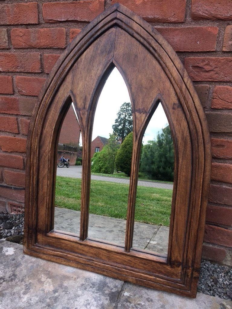 Gothic Style Mirror | In Exeter, Devon | Gumtree Within Gothic Style Mirror (View 7 of 20)