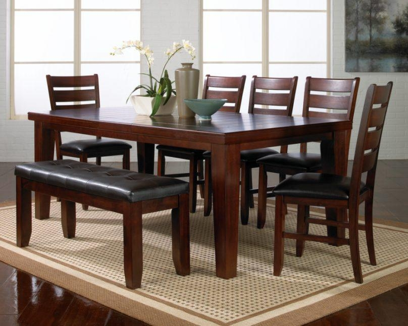 Graceful Mahogany Dining Table And Chairs Regency Set Round Swag Regarding Mahogany Dining Table Sets (Image 10 of 20)