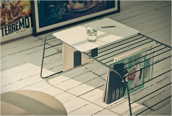 Great Best Coffee Tables With Magazine Rack Throughout Marc Coffee Table Magazine Rack (Image 18 of 50)