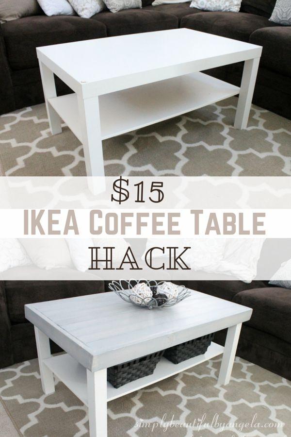 Great Best Desk Coffee Tables Regarding Best 20 Lack Coffee Table Ideas On Pinterest Ikea Lack Hack (Image 16 of 50)