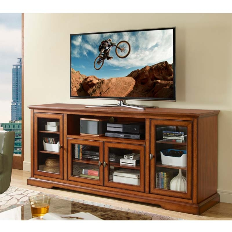 Great Best Light Brown TV Stands With Regard To Tv Stands Interesting Highboy Tv Console Highboy Tv Console (Image 26 of 50)