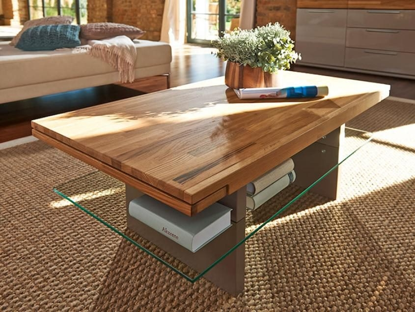 Great Best Oak And Glass Coffee Tables For Modern Oak Coffee Table Table And Estate (Image 19 of 50)