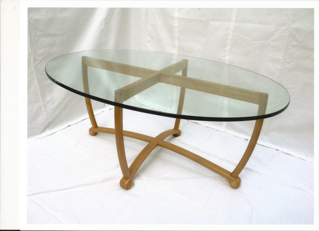 Great Best Oval Shaped Glass Coffee Tables Within Cool Oval Coffee Table Glass (Image 22 of 50)