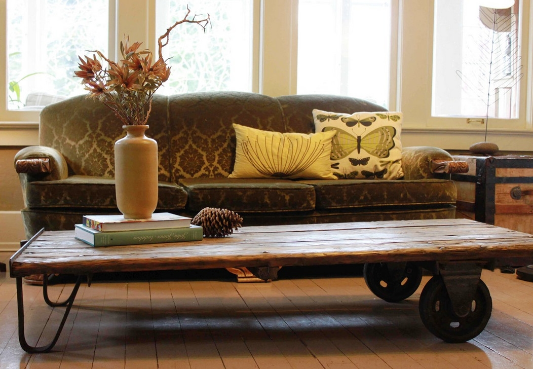 Great Best Thin Coffee Tables Regarding Great Skinny Coffee Table For Small Spaces (View 33 of 50)