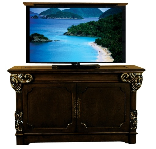 Great Best Traditional TV Cabinets Intended For 17 Best Hidden Tv Cabinet Images On Pinterest (Image 19 of 50)