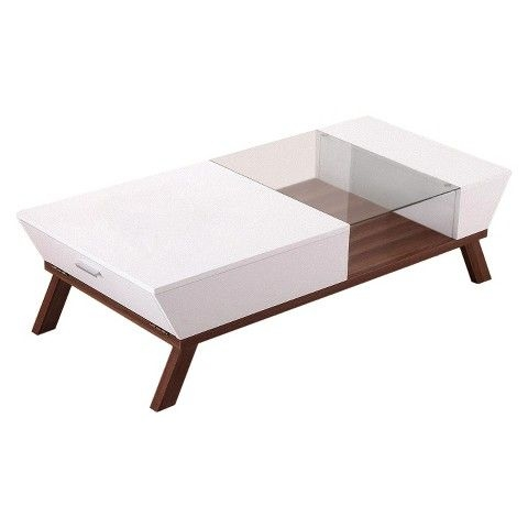 Great Best White Retro Coffee Tables Intended For 30 Best Coffee Tables Images On Pinterest (View 50 of 50)
