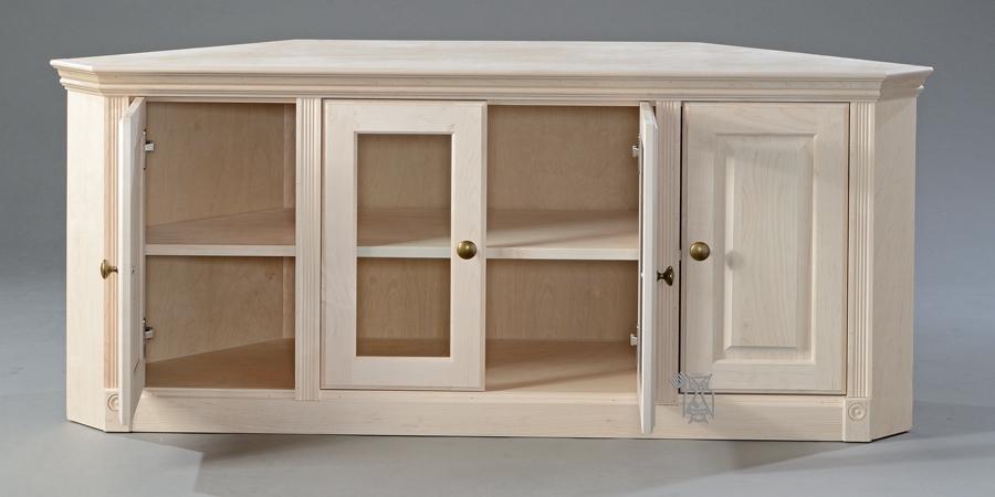 Great Best Wooden Corner TV Stands Regarding Hoot Judkins Furnituresan Franciscosan Josebay Areaarthur W (Image 21 of 50)