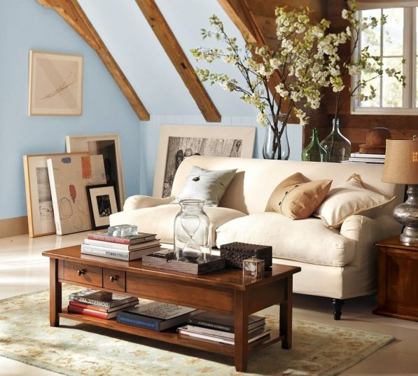 Great Brand New Antique Glass Pottery Barn Coffee Tables With Antique Round Glass Top Coffee Table Pottery Barn Living Room (Image 23 of 50)