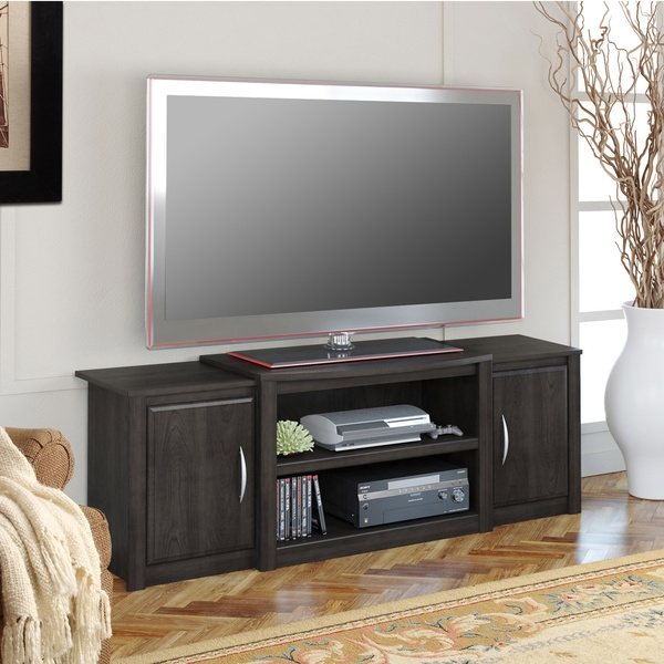 Great Brand New Cheap White TV Stands With Regard To Tv Stands Wonderful Design Tv Stands For Flat Screens 60 Inch (Image 26 of 50)