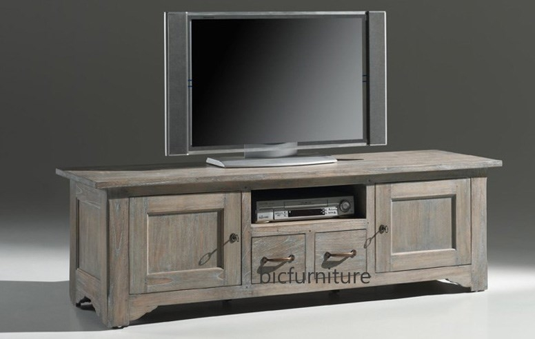 Great Brand New Classic TV Stands Throughout Classic Design Low Tv Cabinet In Teak Wood (Image 19 of 50)