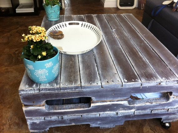 Great Brand New Grey Wash Wood Coffee Tables In White Distressed Wood Coffee Table (Image 26 of 50)