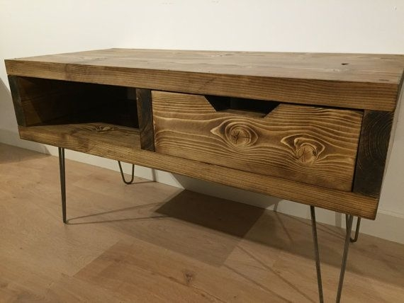 Great Brand New Hairpin Leg TV Stands Inside 37 Best Tv Unit Images On Pinterest Tv Units Media Unit And Tv (Image 18 of 50)