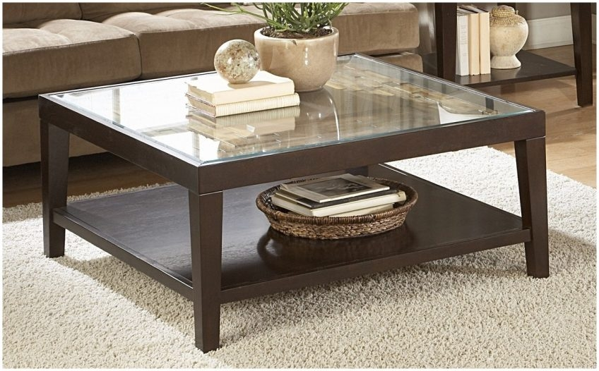 Great Brand New Large Square Coffee Tables Pertaining To Large Square Coffee Tables Square Cocinacentralco (Image 30 of 50)