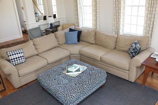 Great Brand New Leopard Ottoman Coffee Tables Intended For Ufabulous Home Tour Cat On A Hot Tin Roof (Image 17 of 40)