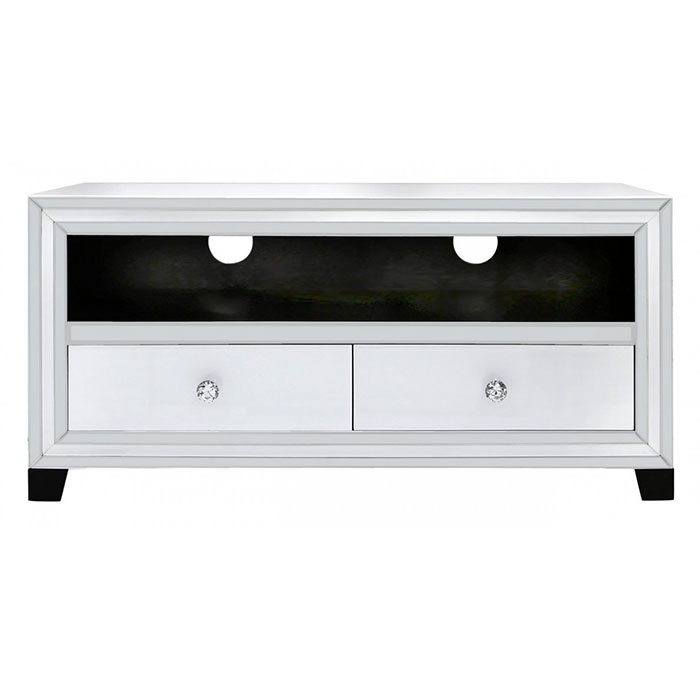 Great Brand New Mirrored TV Cabinets For Dubai White Mirrored Tv Cabinet (View 32 of 50)