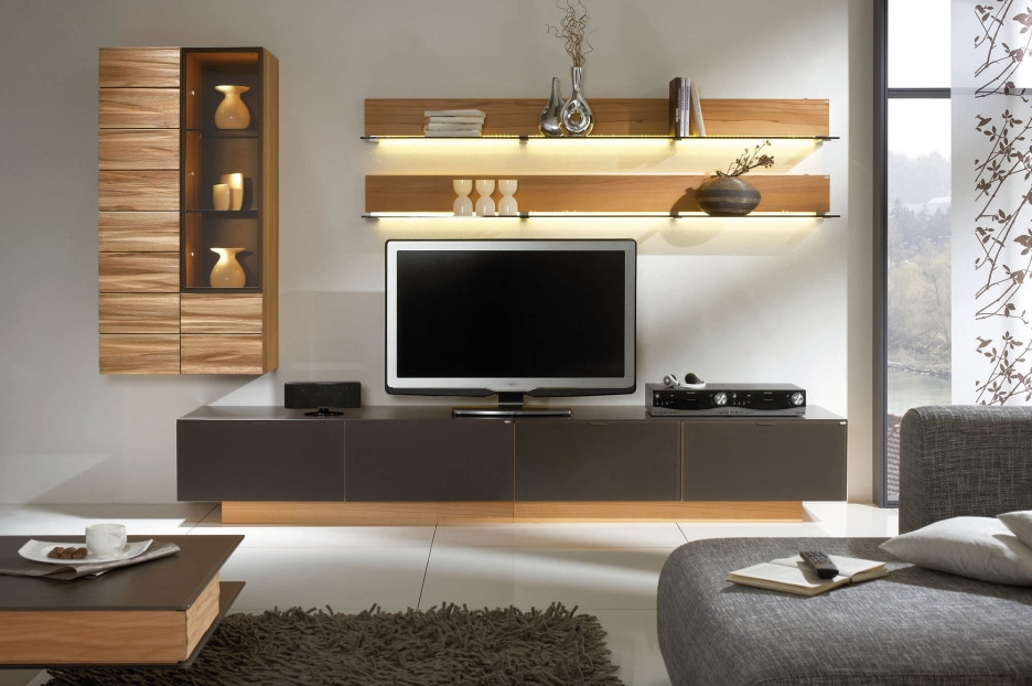 Great Brand New Modern Wall Mount TV Stands Intended For Wall Hung Tv Cabinet Great Spectral Scala Sc Tv Stand With Wall (Image 22 of 50)