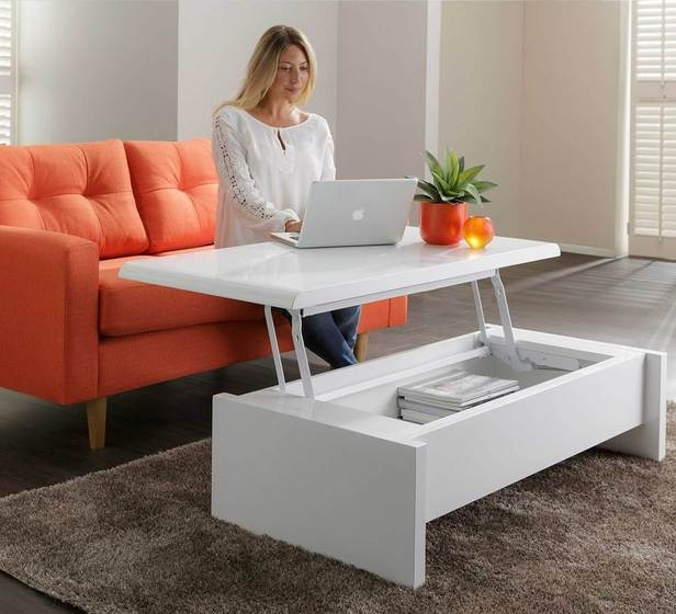 Great Brand New Raise Up Coffee Tables With Coffee Table Inspiring Lift Up Coffee Table Plans Raise Up Coffee (View 11 of 40)