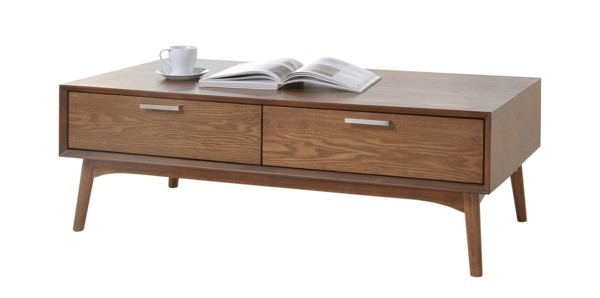 Great Brand New Retro White Coffee Tables With Regard To Vintage Coffee Tables (Image 21 of 50)