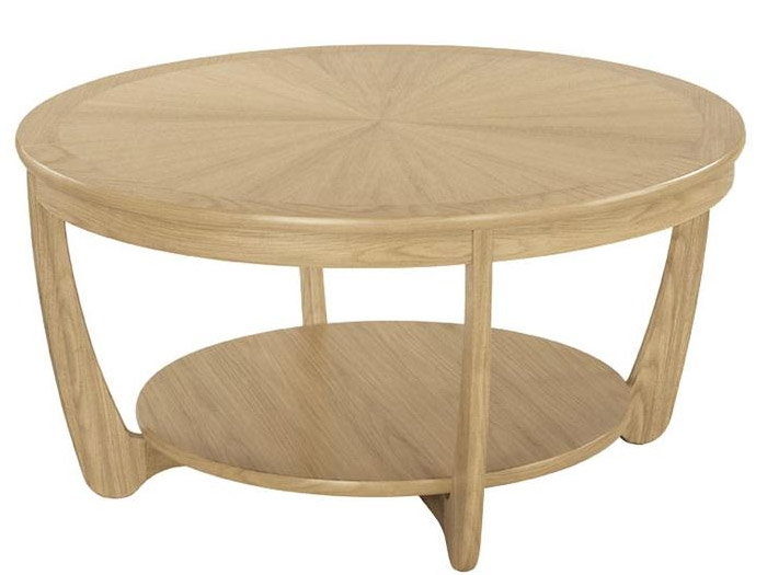 Featured Image of Round Oak Coffee Tables