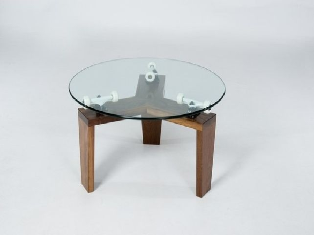 Great Brand New Small Circular Coffee Table Within Small Round Glass Coffee Table Starrkingschool (Image 14 of 40)