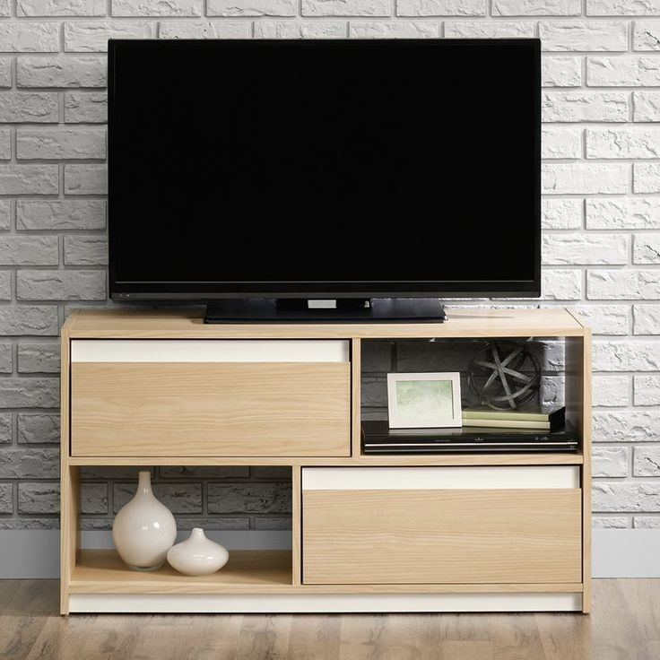 Great Brand New Square TV Stands Intended For Best 25 Sauder Tv Stand Ideas On Pinterest Small Tv Stand (View 19 of 50)
