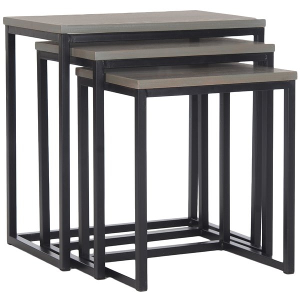 Great Brand New Stackable Coffee Tables Intended For Modern Nesting Tables Allmodern (View 35 of 50)