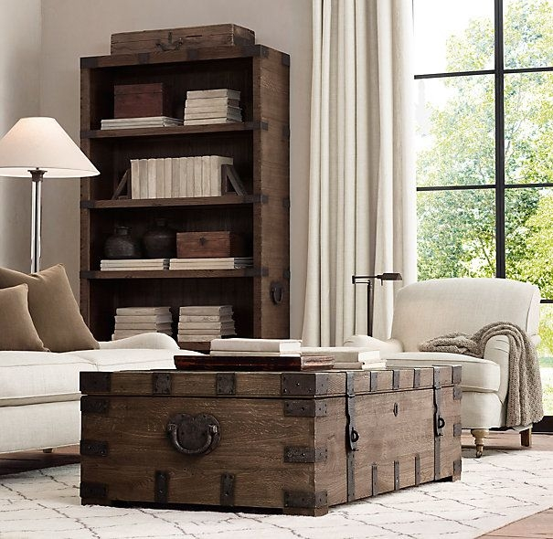 Great Brand New Trunk Coffee Tables Inside Best 25 Trunk Coffee Tables Ideas On Pinterest Wood Stumps (Image 26 of 50)