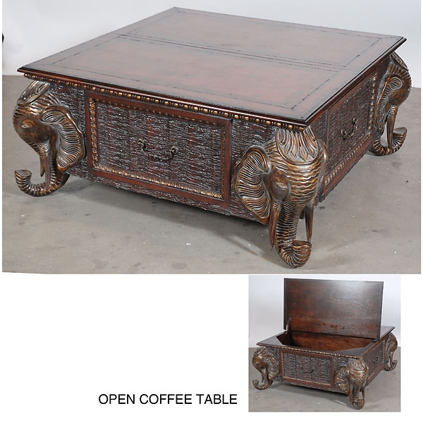 Great Common Elephant Coffee Tables With Glass Top In Elephant Coffee Table Good Lift Top Coffee Table For Crate Coffee (Image 20 of 40)