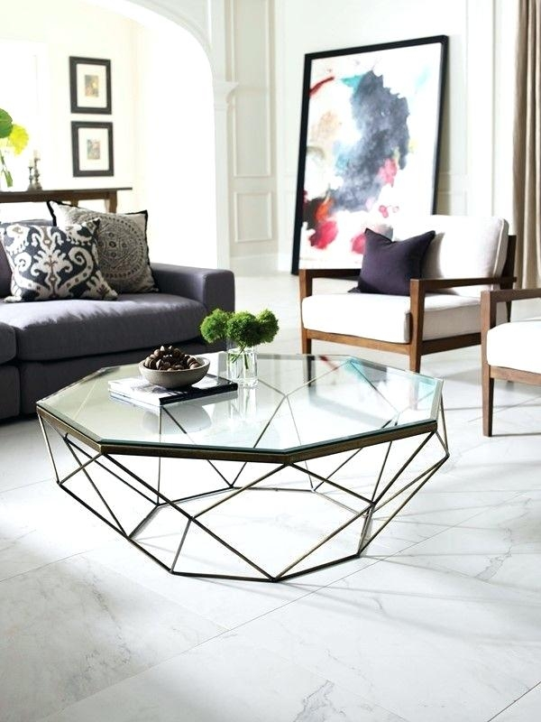 Great Common Retro Glitz Glass Coffee Tables In Coffee Table Retro Glitz Glass Metal Coffee Table I Love (View 12 of 50)