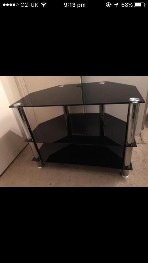 Great Common Telly TV Stands Inside Tv Stand Selling Due To Bigger Telly Not Fitting In Cramlington (View 45 of 50)