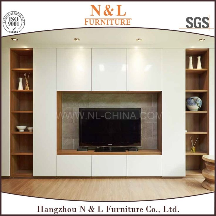 Great Common Wooden TV Cabinets Intended For Modern Design Living Room Tv Set Furniture Tv Wall Units Wooden (View 40 of 50)