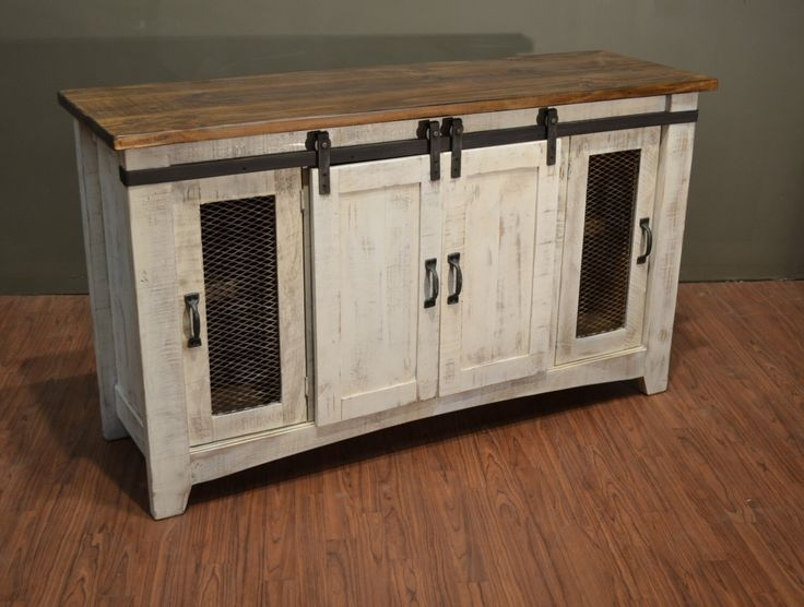 Great Common Wooden TV Stands With Doors In Best 10 Reclaimed Wood Tv Stand Ideas On Pinterest Rustic Wood (Image 18 of 50)
