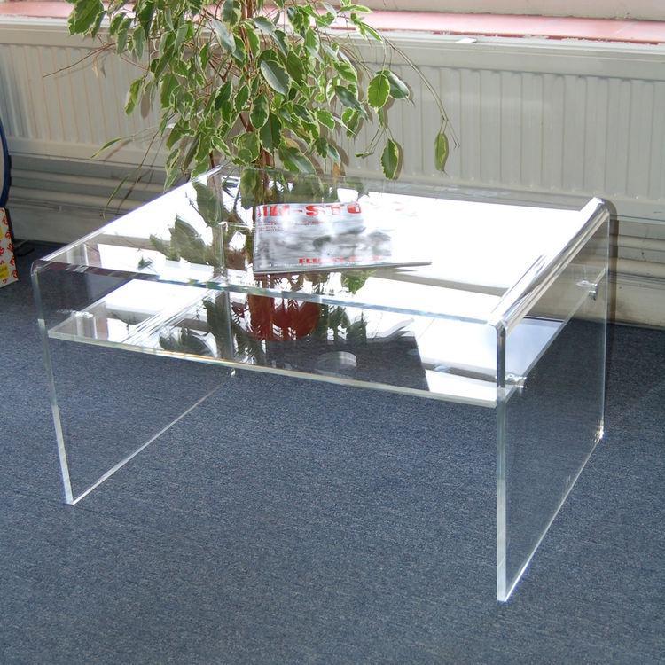 Great Deluxe Acrylic TV Stands Within Clear Lucite Tv Stand Clear Lucite Tv Stand Suppliers And (Image 26 of 50)