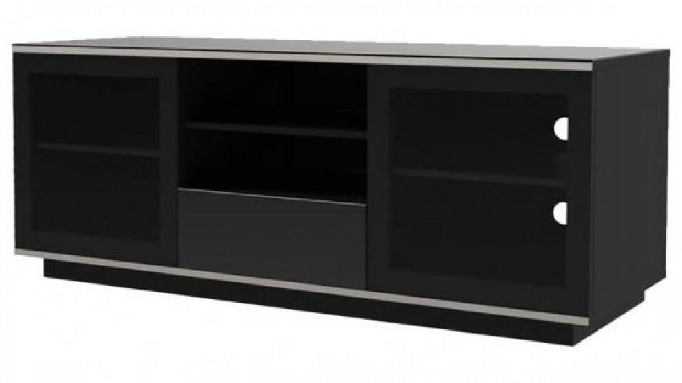 Great Deluxe Black TV Cabinets With Doors Regarding Tv Cabinet Harvey Norman Bar Cabinet (View 15 of 50)