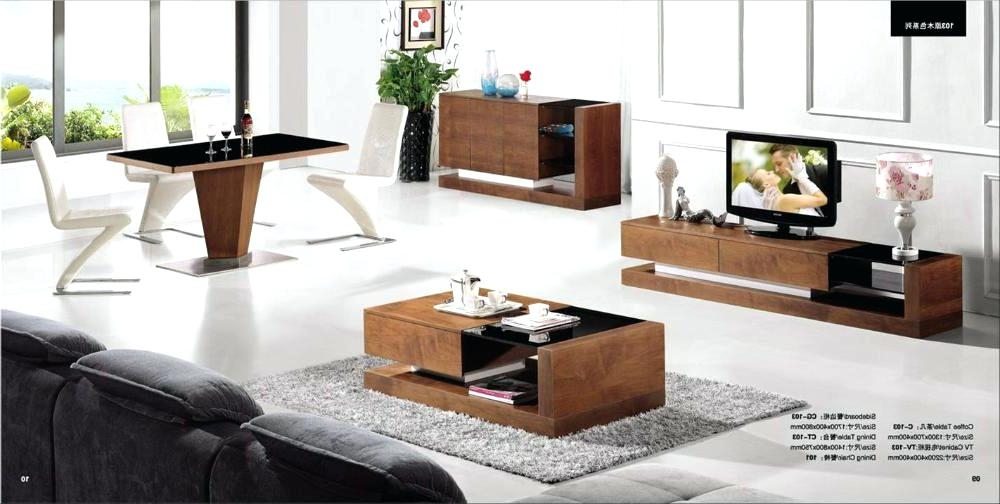 Great Deluxe Coffee Tables And Tv Stands Pertaining To Coffee Table Tv Stand Coffee Table Set Furnitude Is The Newest (Image 15 of 50)