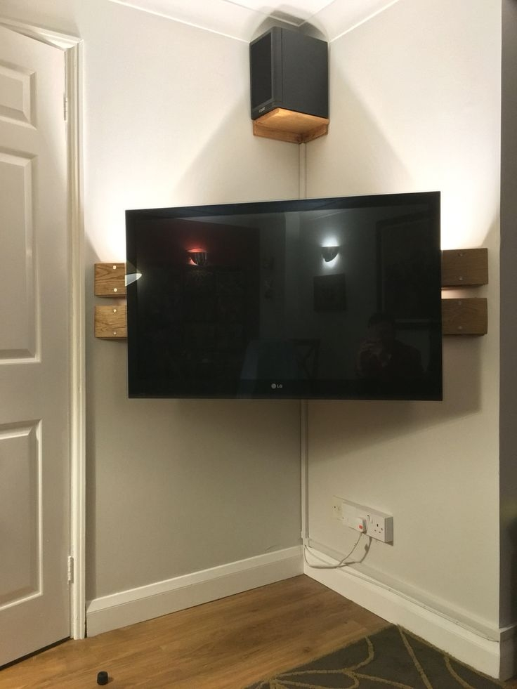 Great Deluxe Contemporary Corner TV Stands With Best 25 Corner Tv Stand Ideas Ideas On Pinterest Corner Tv (View 32 of 50)