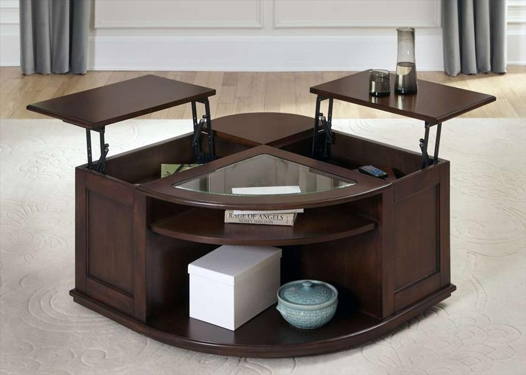 Great Deluxe Corner Coffee Tables For Coffee Tables Designs Breathtaking Corner Coffee Table Design (View 34 of 50)