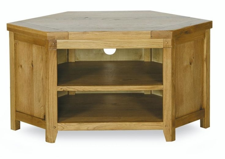 Great Deluxe Light Oak Corner TV Cabinets With Regard To 25 Best Oak Corner Tv Unit Ideas On Pinterest Oak Corner Tv (Image 28 of 50)