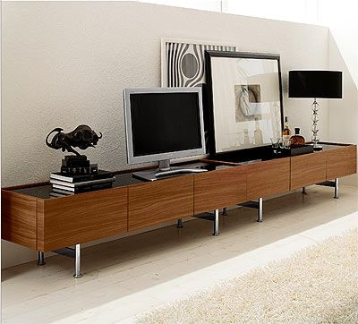 Great Deluxe Long Wood TV Stands With 20 Best Tv Cabinets Images On Pinterest Architecture Home And (Image 24 of 50)