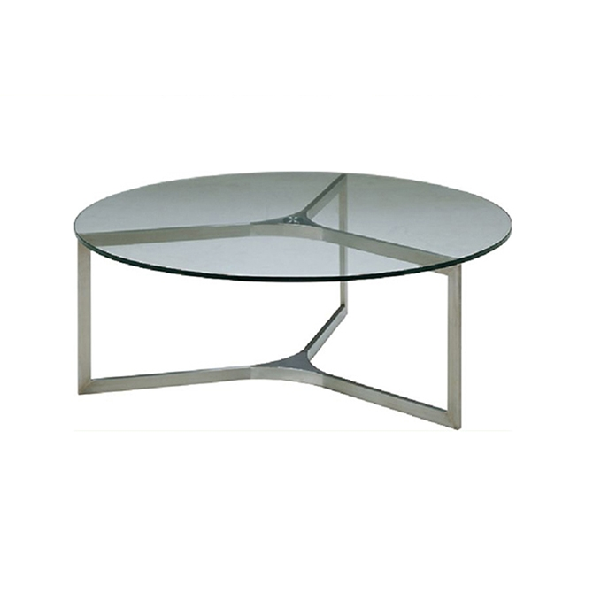 Great Deluxe Transparent Glass Coffee Tables With Small Round Transparent Fiber Glass Coffee Table Buy Glass (Image 17 of 50)