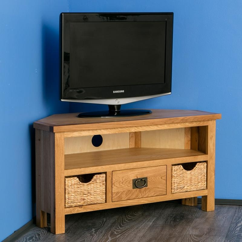 Great Deluxe TV Stands With Baskets With Tv Stand With Wicker Baskets Home Design Ideas (Image 23 of 50)