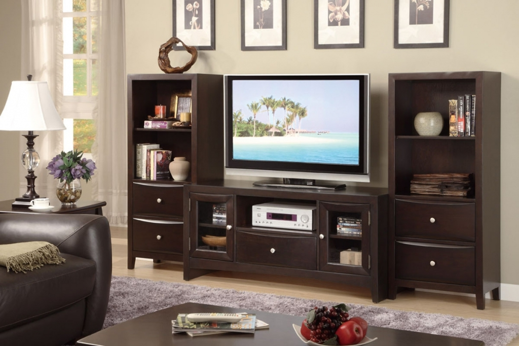 Great Deluxe TV Stands With Drawers And Shelves Pertaining To Tv Stands New Design Tv Stand With Drawers And Open Storage Tv (View 33 of 50)