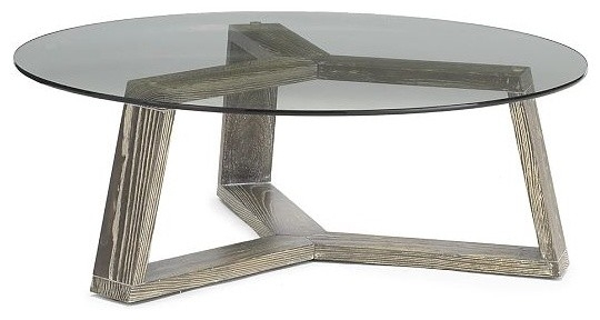Great Elite Glass Circle Coffee Tables Within Good Contemporary Round Coffee Table (Image 21 of 50)