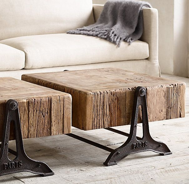 Featured Image of Low Industrial Coffee Tables