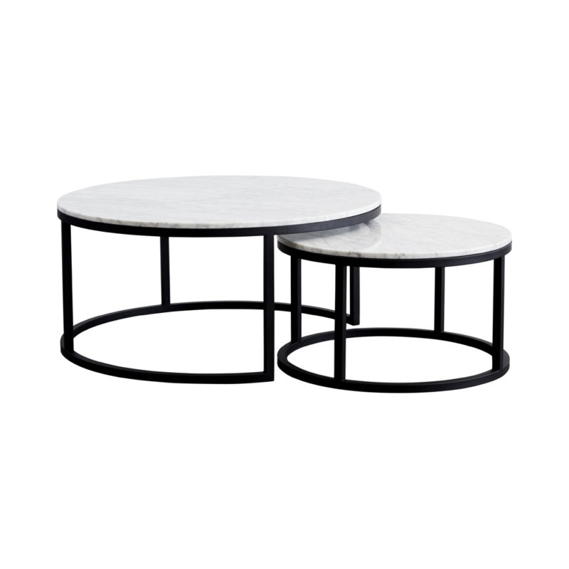 Great Elite Marble And Metal Coffee Tables Intended For Modern Designer Coffee Tables White Marble Woodtimber Steelmetal (Image 24 of 40)