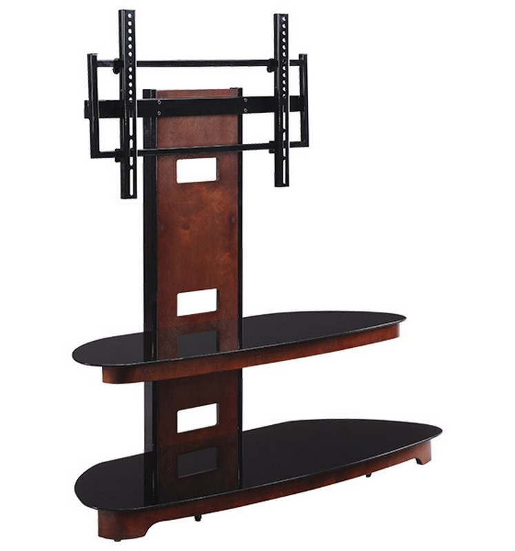 Great Famous Cherry Wood TV Stands Intended For Cycon Office Systems Rental Equipment Furniture For Sale (Image 21 of 50)
