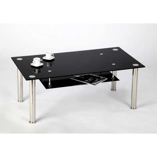Great Famous Dark Glass Coffee Tables Regarding Luxurious Futuristic Coffee Table (Image 28 of 50)
