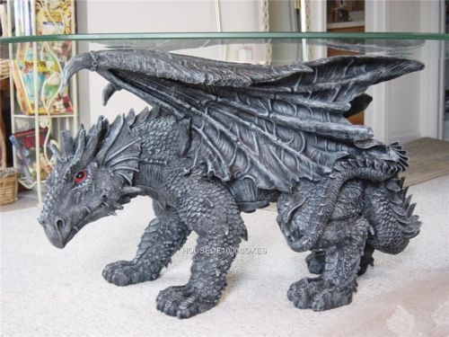 Great Famous Dragon Coffee Tables Throughout 90 Best My Goth Room Ideas Images On Pinterest Gothic Furniture (Image 25 of 50)