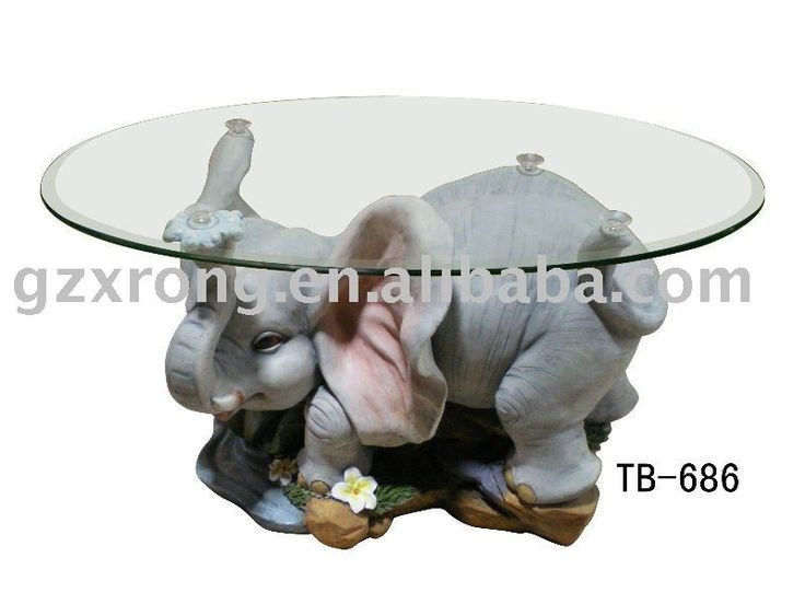 Great Famous Elephant Glass Top Coffee Tables Pertaining To 373 Best Coffee Tables Images On Pinterest Coffee Tables Glass (Image 17 of 50)